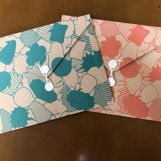 フェリシモ(FELISSIMO)のFELISSIMOワックスペーパー ピンクのみ(ラッピング/包装)