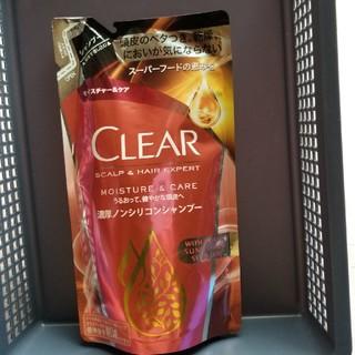ユニリーバ(Unilever)のクリア シャンプー 詰め替え用300㌘ (シャンプー)