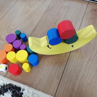 ボーネルンド(BorneLund)の木のおもちゃ、知育玩具(積み木/ブロック)