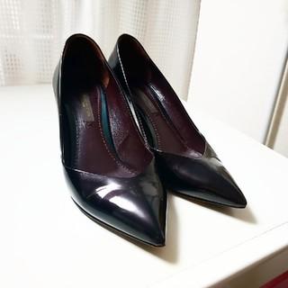 ルイヴィトン(LOUIS VUITTON)のルイヴィトン 靴 size34(22㎝)(ハイヒール/パンプス)