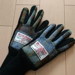 ハリスツイード(Harris Tweed)の手袋  (手袋)