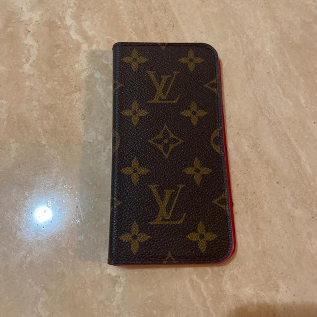 iphone 11 ケース 手帳型 透明 - LOUIS VUITTON - ルイヴィトン iPhoneケース モノグラム/iPhone X 10の通販 by Esmeralda shop|ルイヴィトンならラクマ