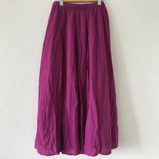 カプリウォッチ(CAPRI WATCH)のカプリシューレマージュ スカート ロングスカート FREE(ロングスカート)