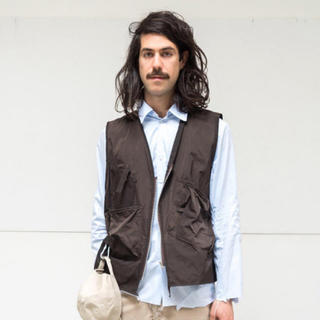CAMIEL FORTGENS Purse Vest Brown (その他)