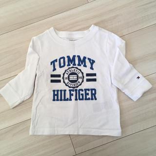 トミーヒルフィガー(TOMMY HILFIGER)のTOMMY HILFIGER ロンT 18M(シャツ/カットソー)