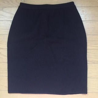 カルバンクライン(Calvin Klein)のカルバンクラインニットスカート(ひざ丈スカート)