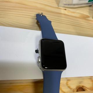 アップルウォッチ(Apple Watch)のApple Watch Series 3 42mm アップルウォッチ3 GPS(その他)