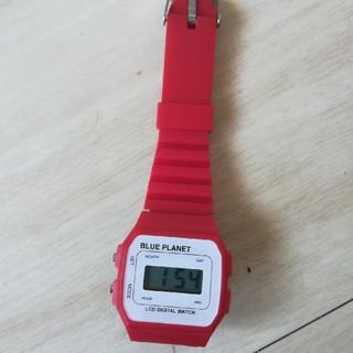 腕時計 BLUE PLANET(腕時計(デジタル))