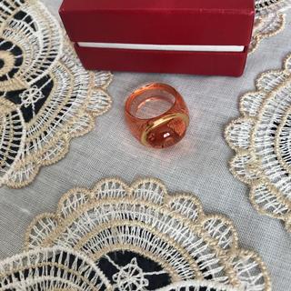 バカラ(Baccarat)のBaccarat バカラ クリスタルリング(リング(指輪))