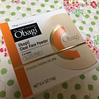 オバジ(Obagi)のオバジC クリアフェイスパウダー 10g(その他)