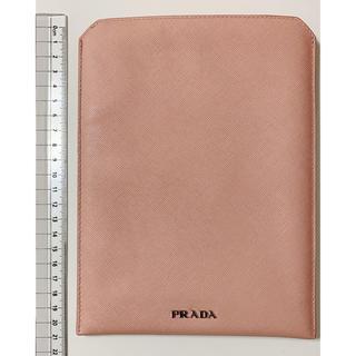 プラダ(PRADA)のプラダ iPad miniケース ピンク(iPadケース)