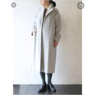 エヴァムエヴァ(evam eva)のご予約分 evam eva wool coat(ロングコート)