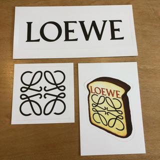 ロエベ(LOEWE)のロエベ LOEWE ステッカー(しおり/ステッカー)