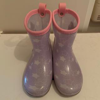 フタフタ(futafuta)の長靴 女の子 17センチ レインブーツ(長靴/レインシューズ)