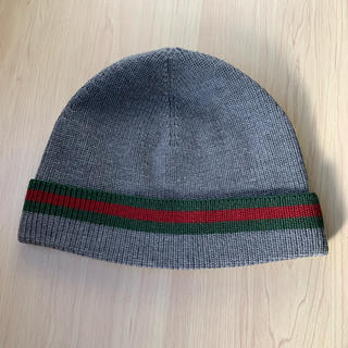 Gucci - GUCCI ニット帽