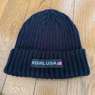 X-girl - X-girl✩*゚ニット帽