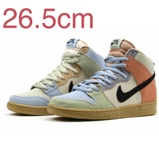 ナイキ(NIKE)のNike Dunk Sb High Easter/Spectrum 26.5cm(スニーカー)