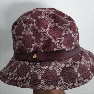 セリーヌ(celine)のCELINE - Vintage hat(ハット)