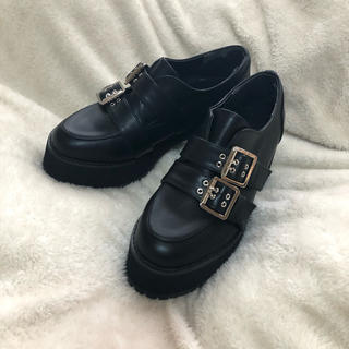 WEGO - wego 靴 ブラック
