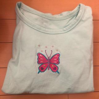 ペコクラブ(PECO CLUB)のpeco club バタフライTシャツ(Tシャツ(半袖/袖なし))