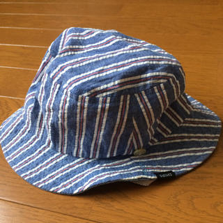 SHIPS KIDS - キッズ帽子 シップス 男の子 48cm