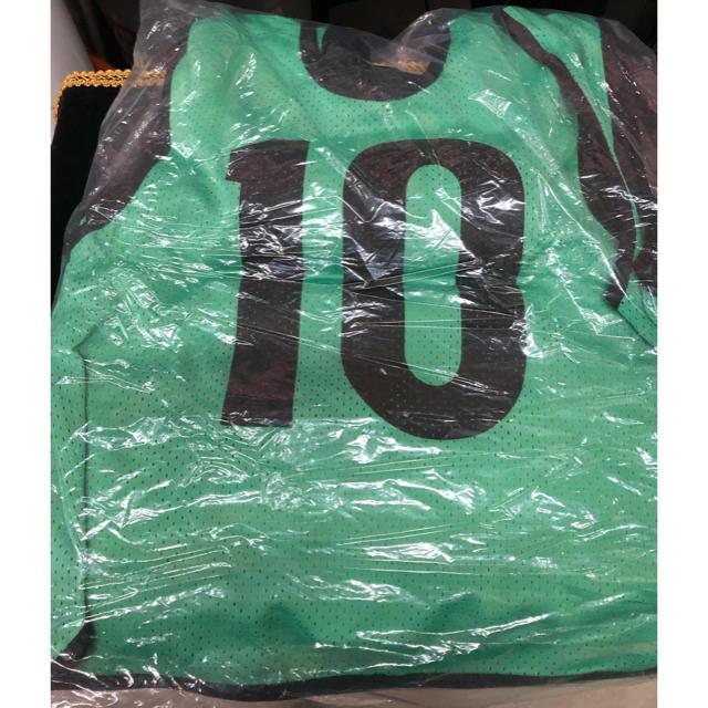 MIKASA(ミカサ)のジュニア ゲームベスト 1〜10 緑 MIKASA スポーツ/アウトドアのスポーツ/アウトドア その他(バスケットボール)の商品写真