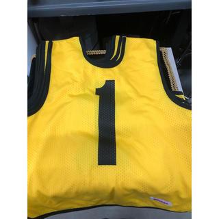 ミカサ(MIKASA)のジュニア ゲームベスト 1〜10 黄色 MIKASA(バスケットボール)