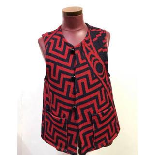 エンジニアードガーメンツ(Engineered Garments)のengineered garments エンジニアードガーメンツ  ベスト(ベスト)