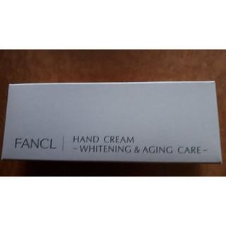 ファンケル(FANCL)のFANCL美白&エイジングケアハンドクリーム(ハンドクリーム)