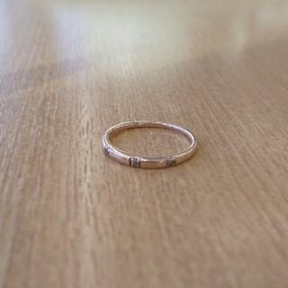 ピンキーリング K10(リング(指輪))