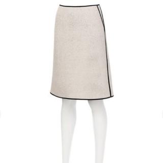 エポカ(EPOCA)のEPOCA ペーパーヘリンボーンスカート(ひざ丈スカート)