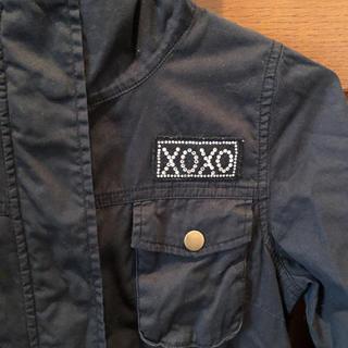 キスキス(XOXO)のガールズ140(ジャケット/上着)