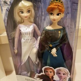 アナトユキノジョオウ(アナと雪の女王)のアナと雪の女王 アナ雪 エルサ アナ ドール 人形(キャラクターグッズ)