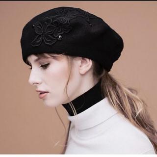 バーニーズニューヨーク(BARNEYS NEW YORK)のアリエル様専用❣️アシーナニューヨーク   ベレー帽(帽子)