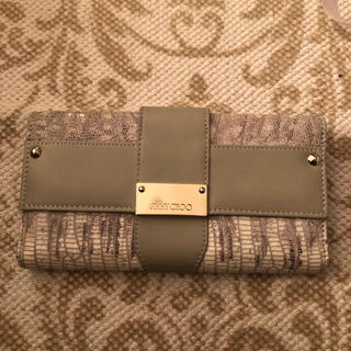 ジミーチュウ(JIMMY CHOO)のjimmy Choo 長財布(財布)