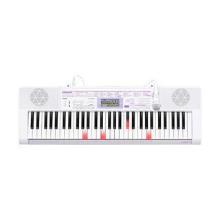 新品同様・電子ピアノ 【CASIO LK-122】