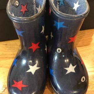 ダブルビー(DOUBLE.B)のダブルビー長靴13センチ(長靴/レインシューズ)