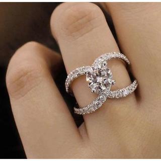 パブェダイヤ 大人気商品⭐ まもなく完売‼️(リング(指輪))