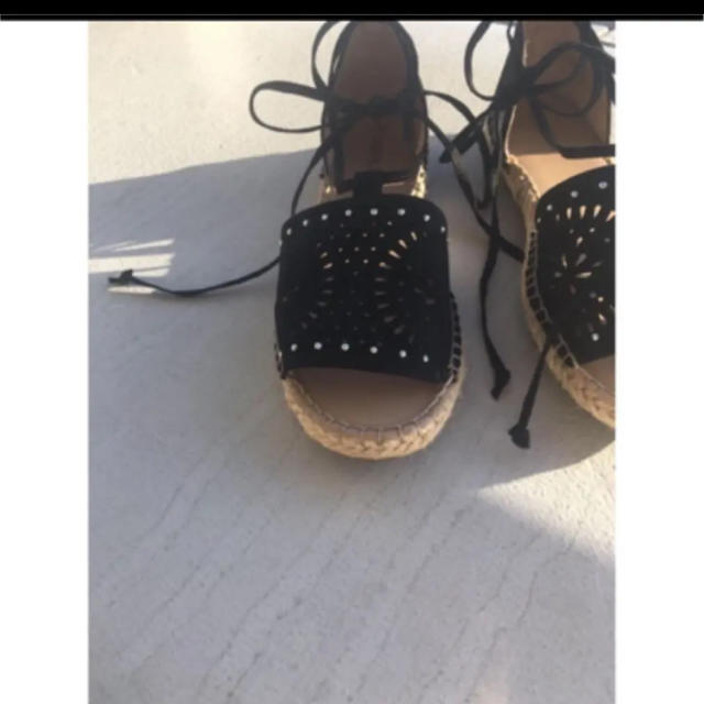 UNITED ARROWS(ユナイテッドアローズ)のレースアップシューズ レディースの靴/シューズ(サンダル)の商品写真