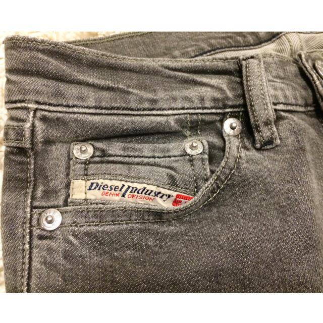 DIESEL(ディーゼル)のDIESEL♡ブラックデニム レディースのパンツ(デニム/ジーンズ)の商品写真