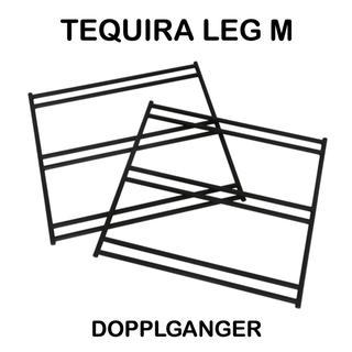 ドッペルギャンガー(DOPPELGANGER)のDOD テキーラレッグ M 2脚セット(テーブル/チェア)