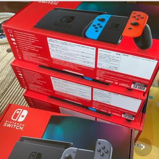 ニンテンドースイッチ(Nintendo Switch)の任天堂 Switch 新型 ネオン 新品未開封品 15台(家庭用ゲーム機本体)