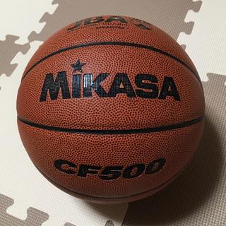 ミカサ(MIKASA)のミカサ♡バスケットボール♡5号♡CF500♡ミニバス♡小学生用♡検定球♡人工皮革(バスケットボール)