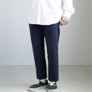 ヤエカ(YAECA)のYAECA Chino Cloth Pants – piped narrow(チノパン)