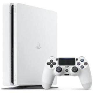 プレイステーション4(PlayStation4)のps4 ホワイト(家庭用ゲーム機本体)