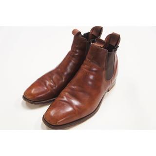 ジョンロブ(JOHN LOBB)のジョンロブ チェスランドサイドゴアブーツ9.5 johnlobb (ブーツ)