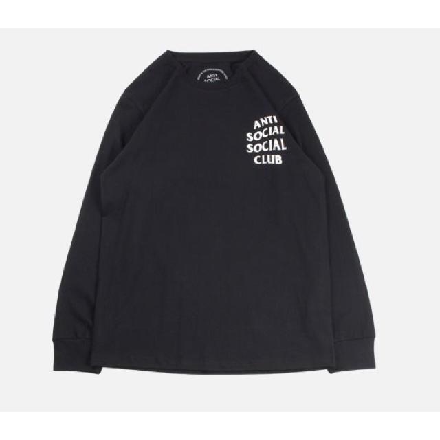 ANTI(アンチ)のAnti social social club 長袖 ロンT メンズのトップス(Tシャツ/カットソー(七分/長袖))の商品写真