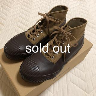ムーンスター(MOONSTAR )のMOONSTAR / 極美品  MOONSTAR ALWEATHER (レインブーツ/長靴)