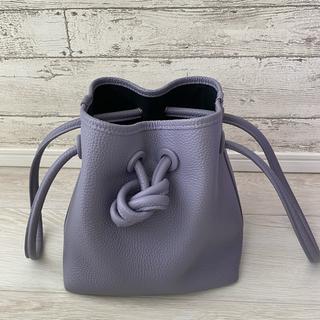 VASIC BONDIMINI LILAC バッグ 鞄 ヴァジック パープル(ハンドバッグ)