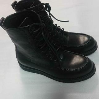 ボッテガヴェネタ(Bottega Veneta)のボッテガ・ヴェネタ ブーツ ブラック サイズ44(ブーツ)